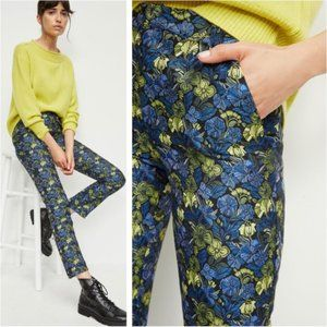 Anthropologie | NWT Bluebell Jacquard Pants